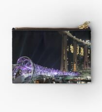 Marina Bay Bridge Studio Pouch
