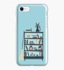 Ghibli shelf iPhone Case/Skin