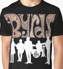 The Byrds Band Graphic T-Shirt