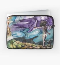 Spilt Blood and Personifications Laptop Sleeve