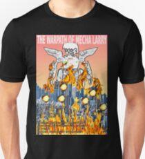 The Warpath of Mecha Larry T-Shirt