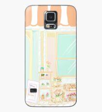 flower boutique Case/Skin for Samsung Galaxy