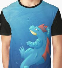 Aligatueur - Feraligatr Graphic T-Shirt