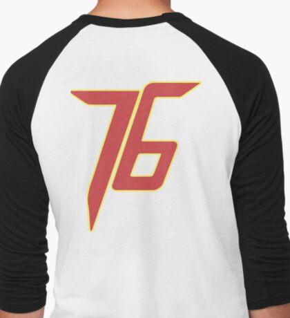 Soldier 76  Men's Baseball ¾ T-Shirt