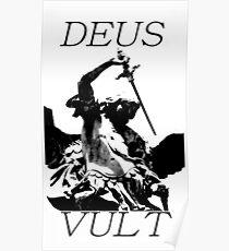 Deus Vult Poster