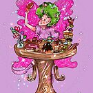 Saretta The Sweets, Foods, & Refreshments Fairy by TeelieTurner