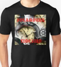 Steampunk Time Lord T-Shirt