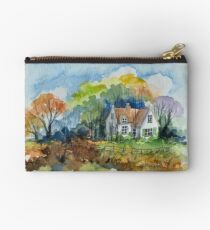 THE HOUSE OF THE FORESTER - AQUAREL Studio Pouch