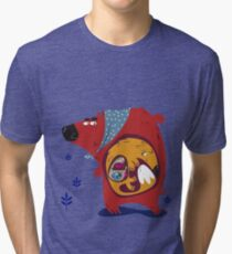 Matryoshka Tri-blend T-Shirt