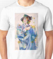 OSCAR WILDE - watercolor portrait.18 T-Shirt