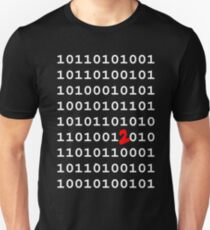 Binary Nerd Joke T-Shirt