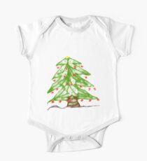 Scribbler Xmas Tree Kids Clothes