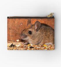 Wood Mouse Studio Pouch