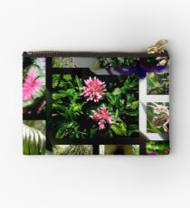 in the morning light :traditional collage  Studio Pouch