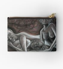 THREE'S A CROWD Studio Pouch