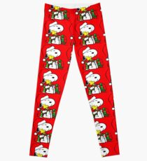 SNOOPY CHRISTMAS 5 Leggings