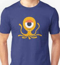 Cute Octopus geek art T-Shirt