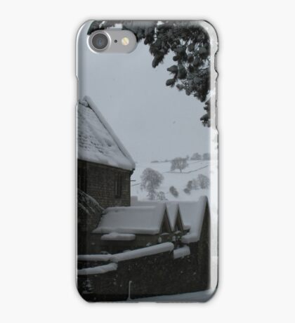 Framing the View iPhone Case/Skin