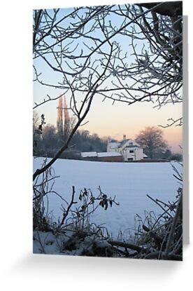 Winter Wonderland by KMorral