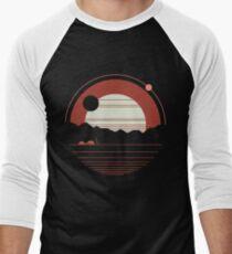 Camiseta ¾ estilo béisbol Soledad