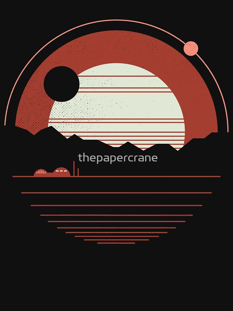 «Solitude» par thepapercrane