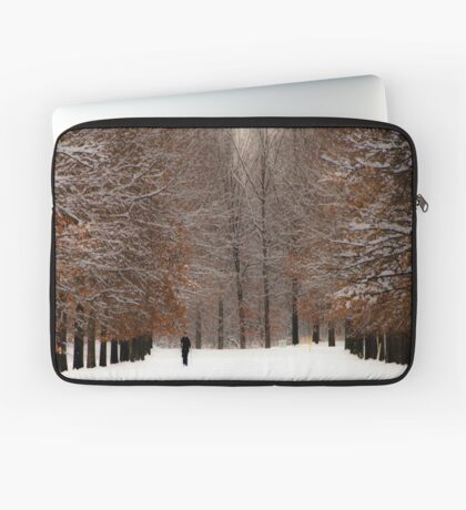 A Wide Solitude Laptop Sleeve