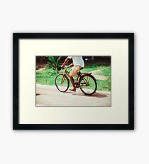 7250 Framed Print