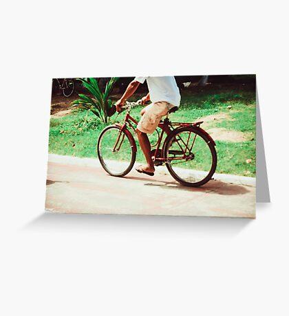 7250 Greeting Card
