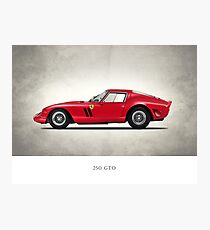 The 250 GTO Photographic Print