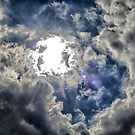 sunburst... by Wieslaw Jan Syposz