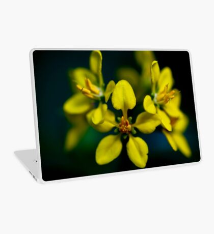 Beautiful Yellow Blur Laptop Skin