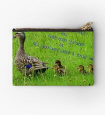 Feature Banner - All Creatures Great & Small Group Studio Pouch