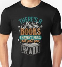 Million Books Unisex T-Shirt