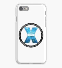 X-Hab 2017 Competition Logo iPhone Case/Skin