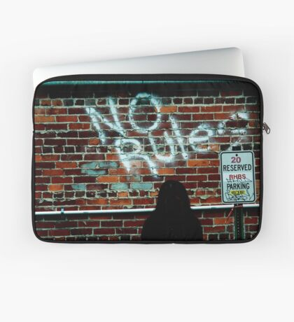 NO Rules! Laptoptasche
