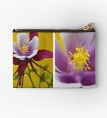 Colourful Colombine Studio Pouch