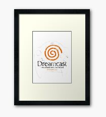 Dreamcast Legend Framed Print
