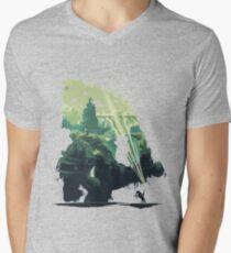 Colossal World Men's V-Neck T-Shirt
