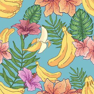 Bananas by Zhivova