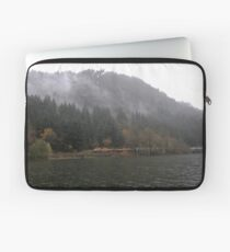 Train in the wind Laptop Sleeve