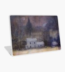 {woodsmoke at dawn} Laptop Skin
