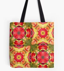 Holiday Tulip Bliss #2 Tote Bag