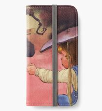 Hansel and witch iPhone Wallet/Case/Skin