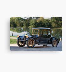 1919 Pierce-Arrow 38C Coupe II Canvas Print