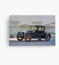 1919 Pierce-Arrow 38C Coupe  Canvas Print