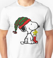 SNOOPY CHRISTMAS 13 T-Shirt