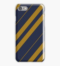 Ravenclaw Pattern - Hogwarts Houses iPhone Case/Skin