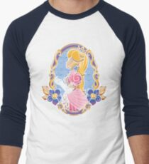 Stained-Glass Peach T-Shirt