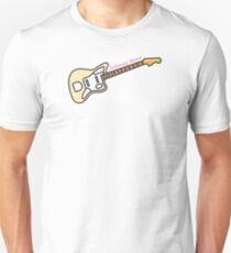 Johnnny Marr - Fender Jaguar T-Shirt