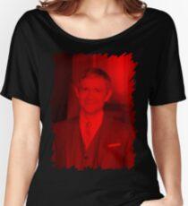 Martin Freeman - Celebrity Women's Relaxed Fit T-Shirt